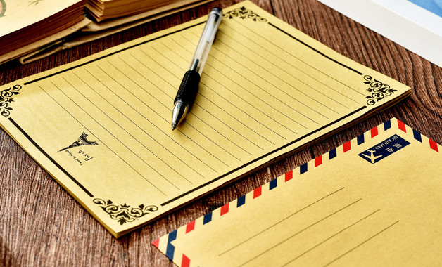 一年级作文写一封信
